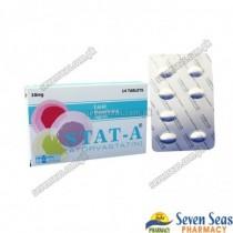 STAT-A TAB 10MG (1X14)