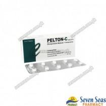 PELTON-C TAB  (5X10)