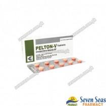 PELTON-V TAB  (5X10)