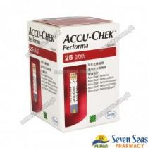 ACCU-CHEK PERFORMA STR  (1X25)