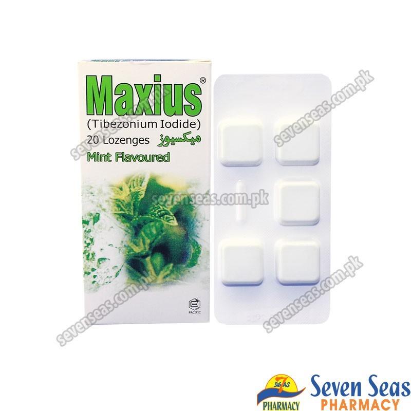 MAXIUS LOZ MINT (4X5)