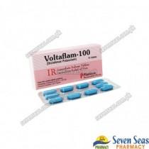 VOLTAFLAM TAB 100MG (1X10)