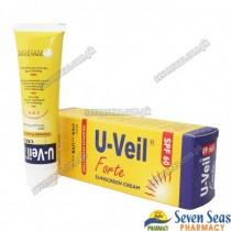 U-VEIL FORTE CREAM CER  (30GM)