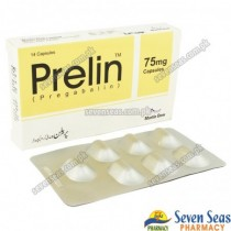 PRELIN CAP 75MG (1X14)