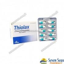 THIOLAX CAP 4MG (1X20)