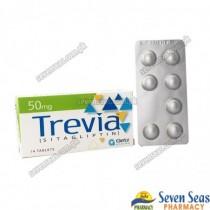 TREVIA TAB 50MG (1X14)