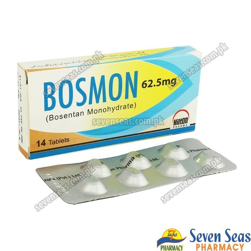 BOSMON TAB 62.5MG (1X14)