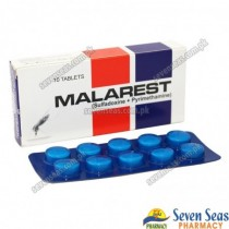 MALAREST TAB  (1X10)