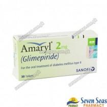 AMARYL TAB 2MG (3X10)