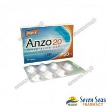 ANZO CAP 20MG (1X14)