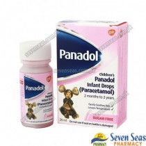 PANADOL INFANT SUGAR FREE DRO  (20ML)