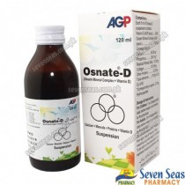 OSNATE-D SYP  (120ML)