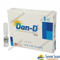 DAN-D INJ 5MG (1ML)