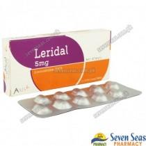 LERIDAL TAB 5MG (1X10)