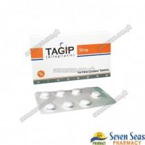 TAGIP TAB 50MG (1X14)