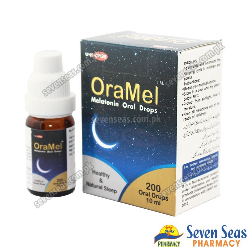 ORA MEL DRO  (10ML)