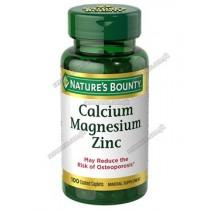 NB CALCIUM MAGNESIUM CAP  (1X100)