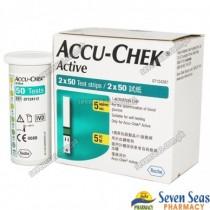 ACCU-CHEK ACTIVE STR  (2X50)