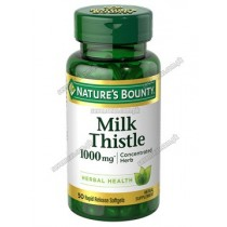 NB MILK THISTLE TAB 1000MG (1X50)