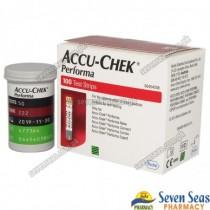ACCU-CHEK PERFORMA STR  (2X50)