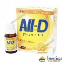 ALL-D ORAL DRO 10ML (1X1)