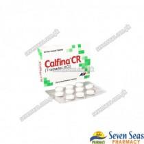 CALFINA CR TAB 100MG (1X10)