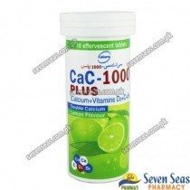 CAC-1000 PLUS TAB LEMON (1X10)