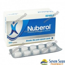 NUBEROL TAB  (10X10)
