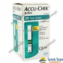 ACCU-CHEK ACTIVE STR  (1X25)