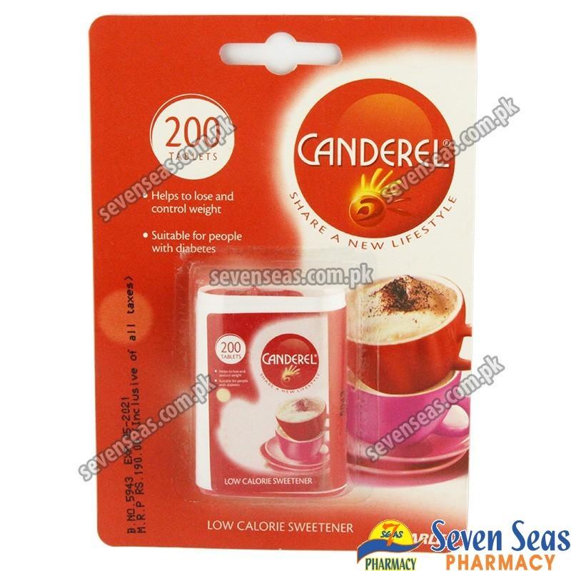 CANDEREL TAB  (1X200)