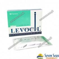 LEVOCIL TAB 500MG (1X10)