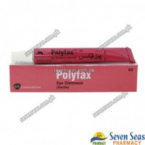 POLYFAX EYE ONT  (6GM)
