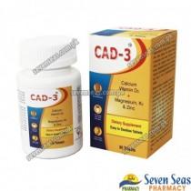 CAD-3 CAP  (1X30)