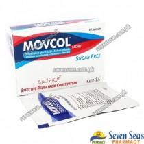 MOVCOL SHT  (1X10)