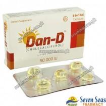DAN-D CAP 50000IU (1X5)