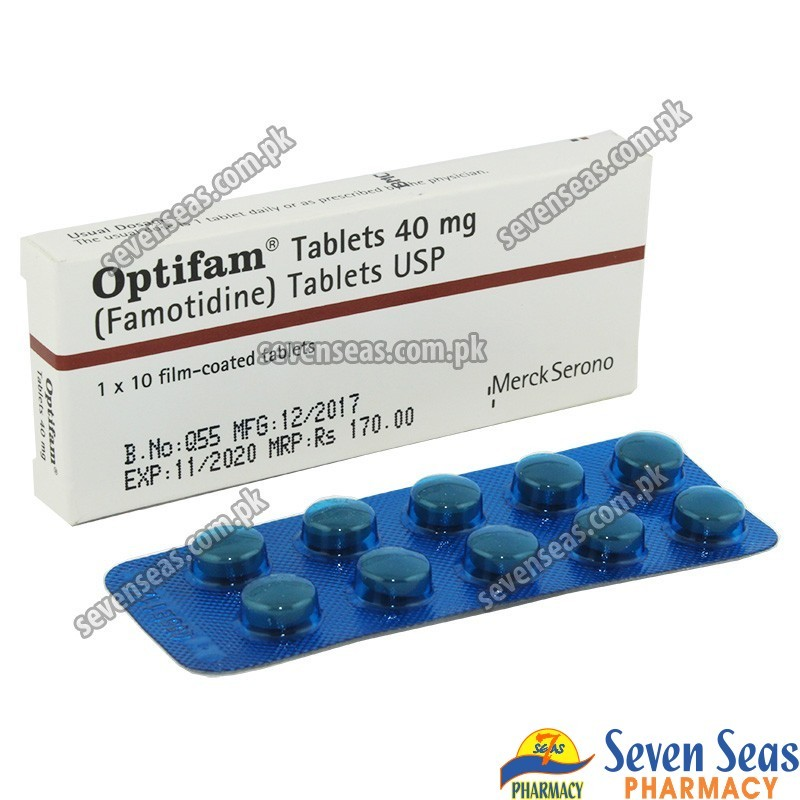 OPTIFAM TAB 40MG (1X10)