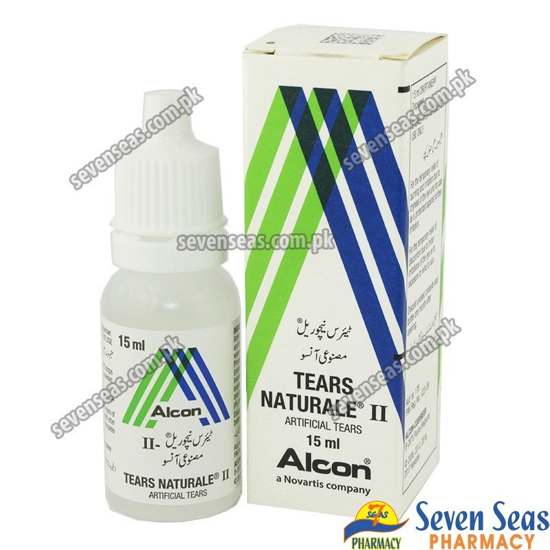 TEARS NATURAL II DRO  (15ML)