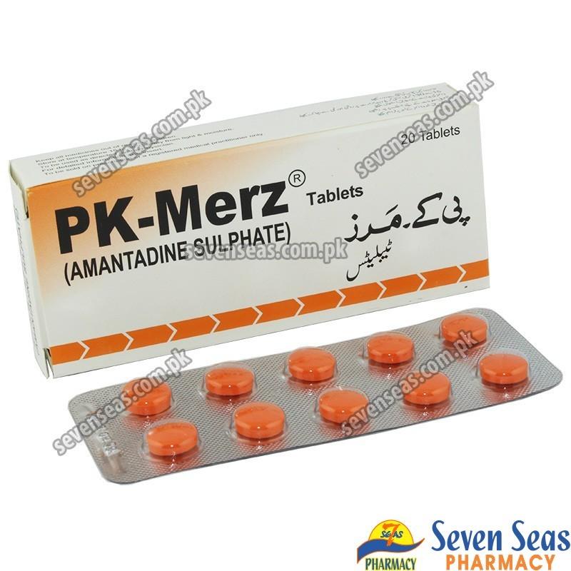 PK-MERZ TAB  (2X10)