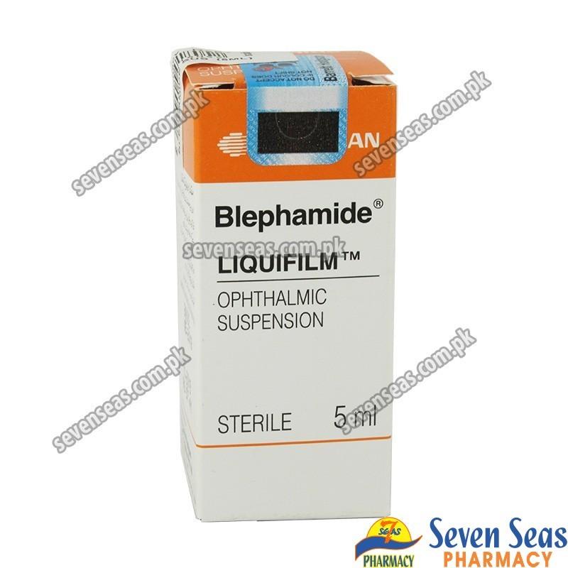 BLEPHAMIDE SUS  (5ML)