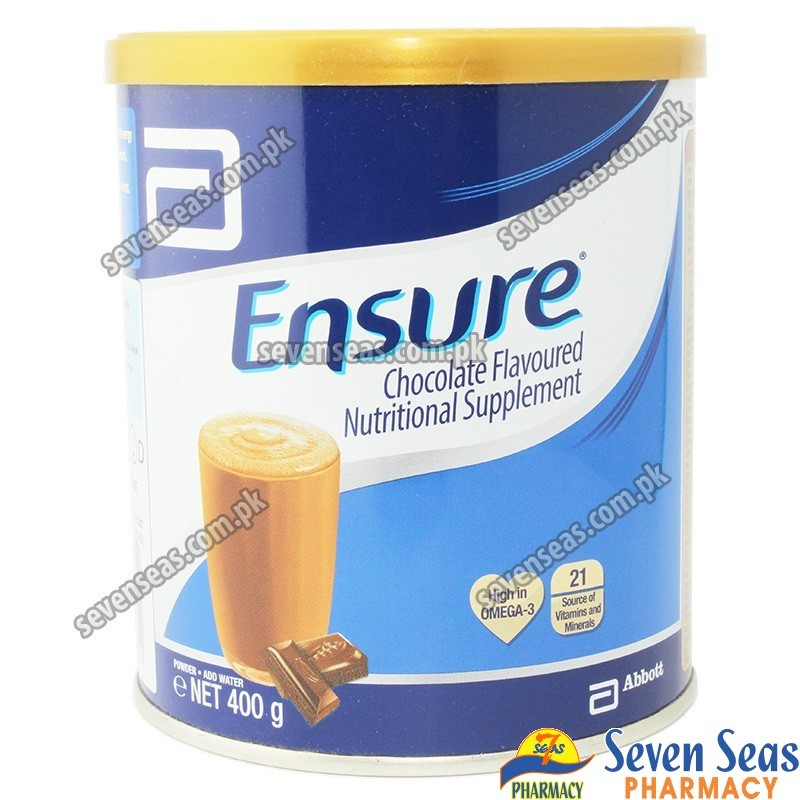ENSURE CHOCOLATE MKP  (400GM)