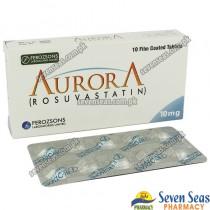 AURORA TAB 10MG (1X10)