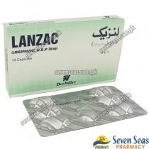 LANZAC CAP 30MG (1X14)