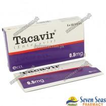 TACAVIR TAB 0.5MG (1X30)