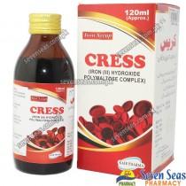 CRESS SYP  (120ML)
