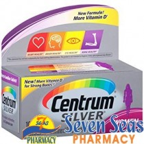 Centrum SILVER Women 50+ (1X100 tablets)