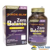 NUTRAXIN ZERO BALNACE TAB  (1X120)