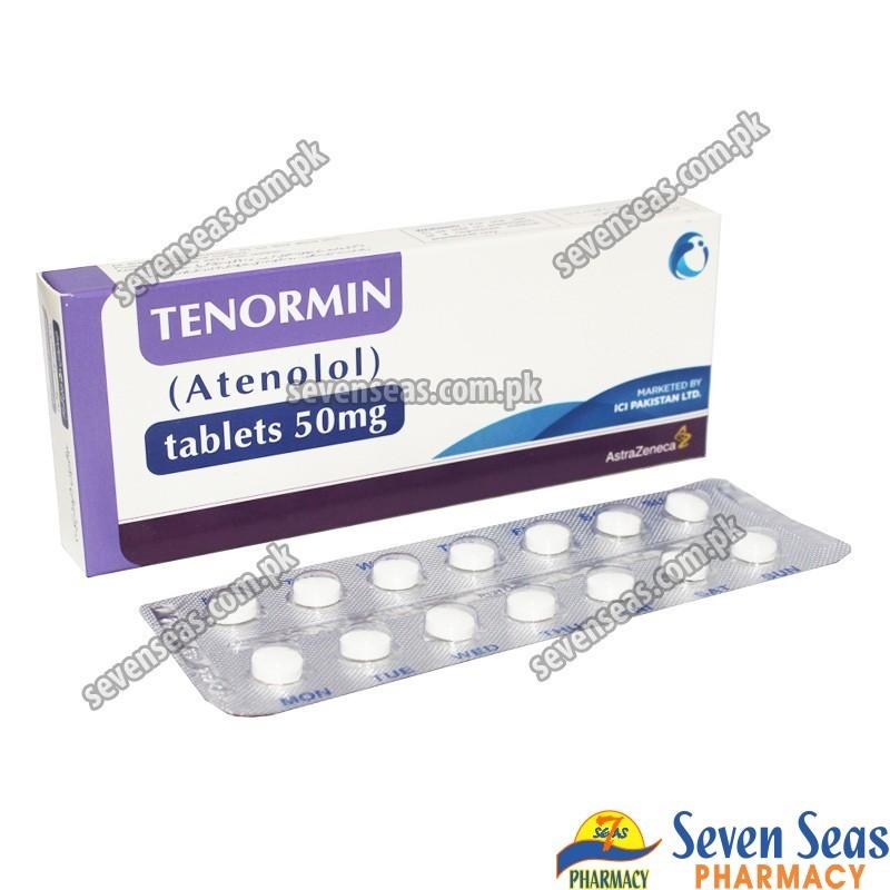 TENORMIN TAB 50MG (1X14)