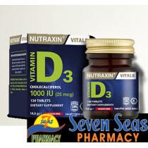 Nutraxin Vitamin D-3...