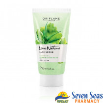 Love Natura Face Scrub Aloe...