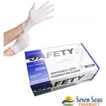 Safety EXAMINATION GLOVES...